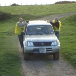 Marshalling the Police XCountry