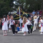 Shute Parish celebrates the Queen's Jubilee