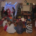 Umborne Children's Christmas Party 2013