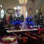 Shute Church Christmas Tree Festival 2015