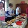 Macmillan High Tea in Umborne Hall